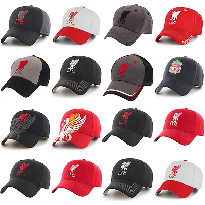 Official Liverpool FC Merchandise Baseball Cap Hat Adult Kids Birthday Christmas • 5.99£