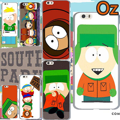 AU11 • Buy South Park Case For ASUS Zenfone Max (M1) ZB556KL, Painted Cover WeirdLand