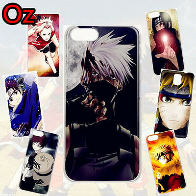 AU11 • Buy Naruto Case For ASUS Zenfone Max (M1) ZB556KL, Painted Cover WeirdLand