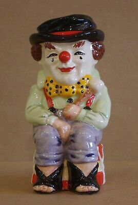 ### Limited Edition Royal Doulton  The Clown  Toby Jug D6935 ### • 40£