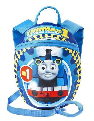 Thomas & Friends Blue Reins Backpack With Baby Safety Harness For Children • 11.99£