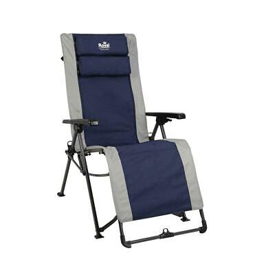 £84.99 • Buy Royal Easy Lounger Camping Chair