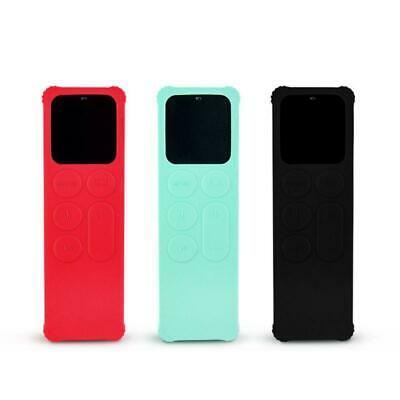 AU3.37 • Buy TV Remote Control Soft Silicone Case Sleeve Cover For Apple TV 4 4th Remote Case