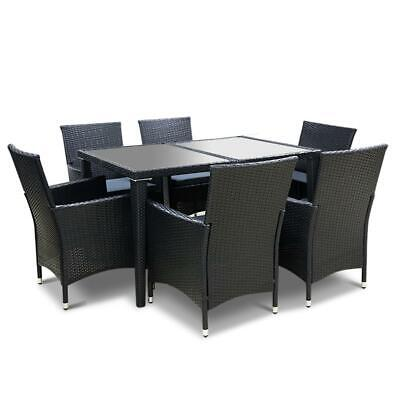 AU741.95 • Buy Gardeon Outdoor Furniture 7pcs Dining Set
