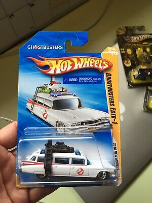 Hotwheels Ghostbusters Ecto-1 - Brand New • 24.43£
