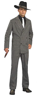 Gangster Suit Std Adult Cost-m New • 16.17£
