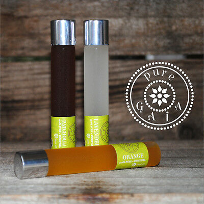 AU8 • Buy ESSENTIAL OIL 100% PURE  10ml BUY 3 GET 1 ORANGE FREE * Over 50 Oils Available