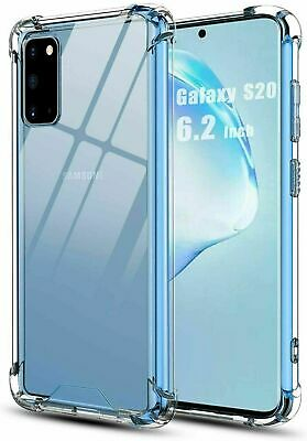 $ CDN2.45 • Buy CLEAR Case For Samsung Galaxy S20 S9 S8 S10 Plus Ultra Silicone Gel Shockproof