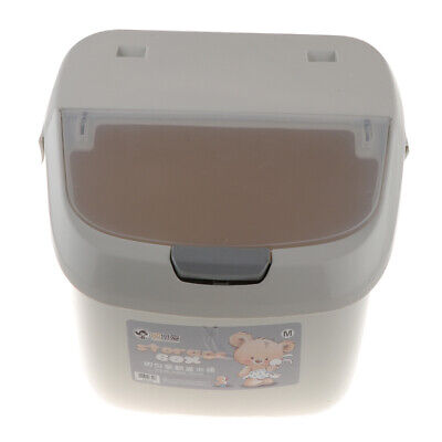 £12.43 • Buy Airtight Pet Food Container,Large 10KG Fresh Dry Dog & Cat Food Plastic Storage