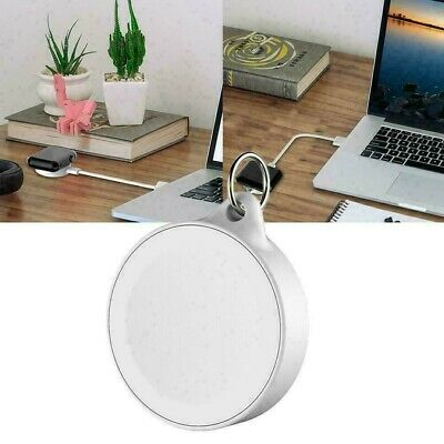 $ CDN8.24 • Buy Portable Magnetic Wireless Charger Keychain For Apple Watch 1 2 3 4 Series