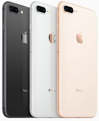 Apple IPhone 8 Plus - 64GB - Unlocked SIM Free Various Colours NO TOUCH ID • 249.95£