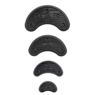 £2.44 • Buy 2Pieces Shoe Boot Sole Heel Partial Rubber Toe   Plate Protection Repair Kit