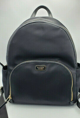 $ CDN262.32 • Buy NWT New Kate Spade Large Dawn Backpack Bookbag Black