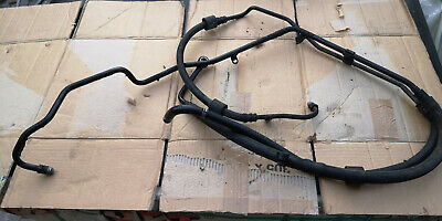 Vw Transporter T5 Shuttle 2.5 Tdi 04-09  Power Steering Feed And Return Pipes • 60£