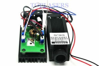 Powerful 980nm 800MW IR InfraRed Laser Dot Module W 1000MW LD Diode 12V TTL. • 118.68£