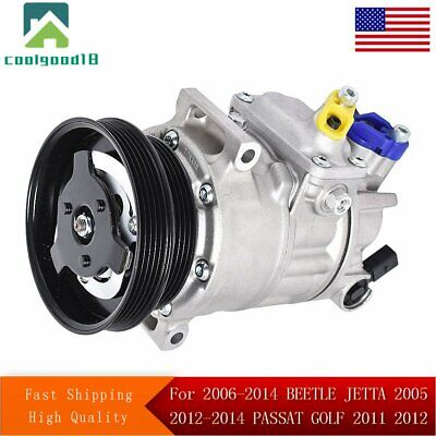 AC Compressor for Town /& Country Grand Caravan Journey Ram C//V VW Routan N98320