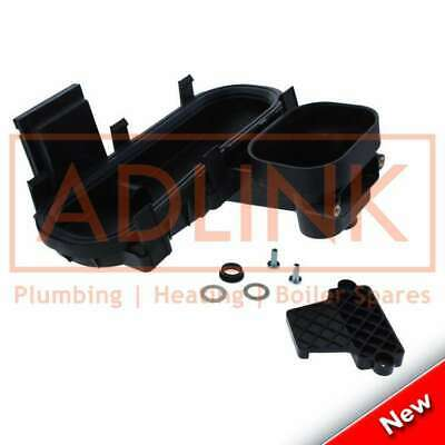 Ideal Logic Plus System S15  18  24  30  Sump Kit & Cover Replacement 175896 • 62£