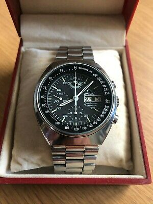 OMEGA Speedmaster Mk 4.5 Chronograph Watch. Reference 176.0012. Major Service Au • 1,950£