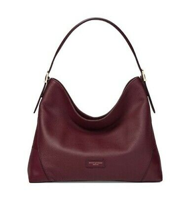 Aspinal Of London A Hobo Leather Bag Brand New With Tags  • 129.99£