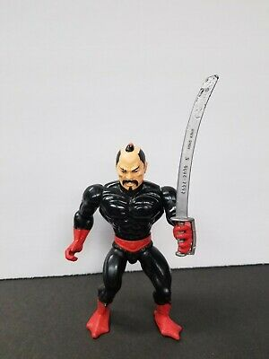 $48 • Buy Vintage 1983 Ninjor W/ Weapon! MOTU He-Man Masters Of The Universe Action Figure
