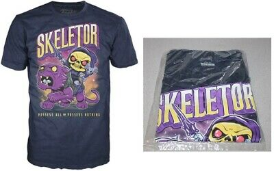 $18.50 • Buy Funko! Masters Of The Universe SKELETOR Walmart Exclusive T-Shirt EXTRA LARGE