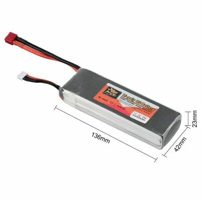 $ CDN35.58 • Buy ZOP Power 7.4V 5000mAh 40C 2s Lipo Battery T Plug For RC Car Racing Drone Boat