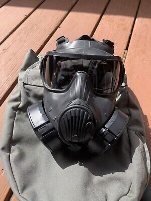 $725 • Buy AVON M-50 PROTECTIVE GAS MASK SIZE Large
