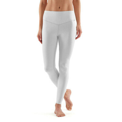 Skins Womens DNAmic Sleep Recovery Long Compression Tights Bottoms Pants • 39.99£