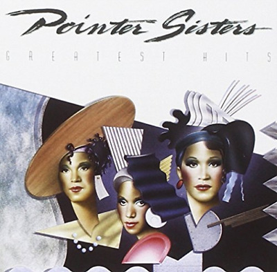 Pointer Sisters-greatest Hits Cd New • 7.80£