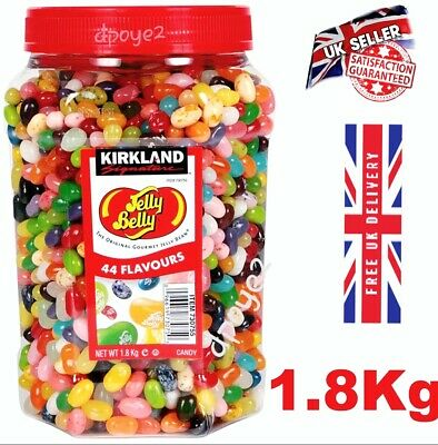 Kirkland Jelly Belly Gourmet Jelly Beans Sweet 44 Delicious Flavours Up To 1.8kg • 9.49£
