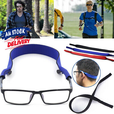 AU5.12 • Buy Sunglasses Strap Neoprene Neck Cord Reading Glasses Eyewear Sports Band