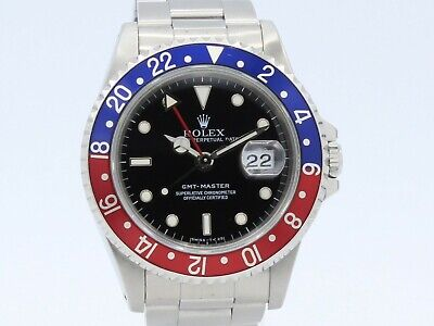 $ CDN14822.26 • Buy Rolex GMT MASTER Oyster Perpetual Date Automatic Steel 16700