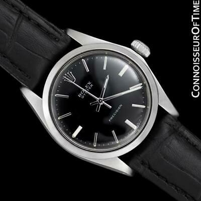 $ CDN3816.19 • Buy 1974 ROLEX OYSTER ROYAL Vintage Mens SS Steel Watch - Mint With Warranty