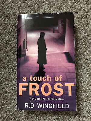 A Touch Of Frost  By R.d Wingfield Paperback Book • 2£