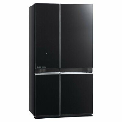 AU2623 • Buy NEW Mitsubishi Electric 710L French Door Fridge MR-L710EN-GBK-A2