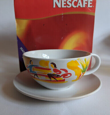 Collectable Vintage Nescafe Coffee Cup And Saucer  • 5.99£