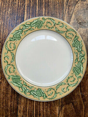 Nina Campbell Rosenthal Chelsea Dinner Plate (2 Available) • 60£