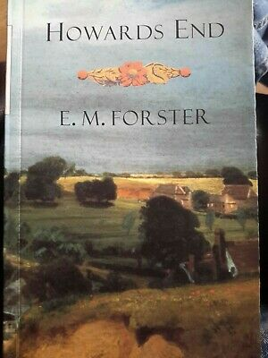 Howards End. By E.M.Forster • 2.75£