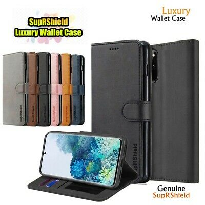 AU8.99 • Buy For Samsung Note 20 S20 Ultra S20 S8 S9 S10 Plus Wallet Leather Flip Case Cover