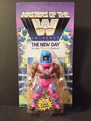 $28.99 • Buy WWE Masters Of The Universe New Day Action Figure MOTU 2020 New Sealed