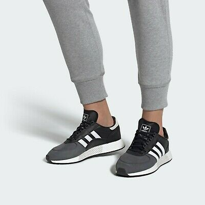 AU94.99 • Buy Adidas Marathon Tech Black/Grey/White Sneakers Shoes EF4396 (Brand New) - US 7