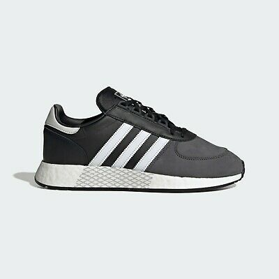 AU104.99 • Buy Adidas Marathon Tech Black/Grey/White Sneakers Shoes EF4396 (Brand New) - US 11