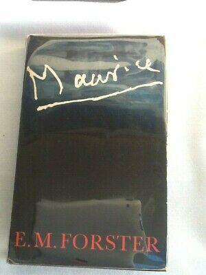 Maurice By E M Forster - First Edition Hardback 1971 • 40£