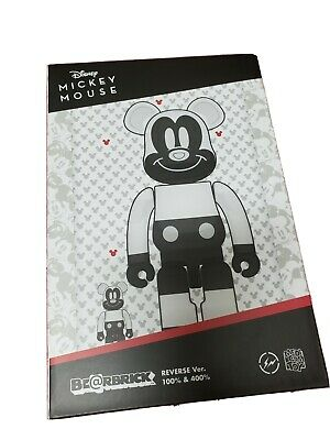 $799.99 • Buy Disney X Fragment Reverse Medicom 400% & 100% Be@rbrick