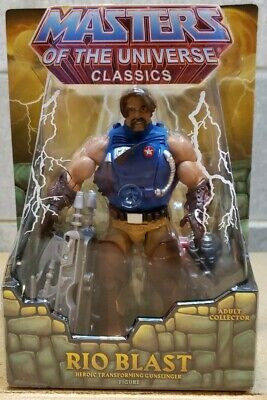 $39.99 • Buy RIO BLAST Masters Of The Universe Classics. MOSC With Shipping Box. MOTU. MOTUC.