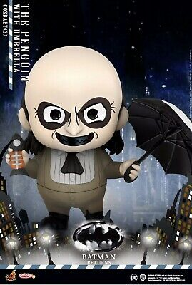 $ CDN40.60 • Buy Hot Toys Batman Returns Penguin Mini COSBABY Figure 100% Seller USA