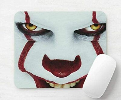 IT Chapter Two Pennywise Desktop Computer Mouse Mat Pad Rectangular 5mm • 5.99£
