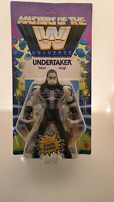 $32.99 • Buy Masters Of The Universe Undertaker Action Figure 2020