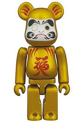 $499 • Buy TOKYO Solamachi Limited BE @ RBRICK Bear Brick Dharma Gold Pearl 100% From Japan