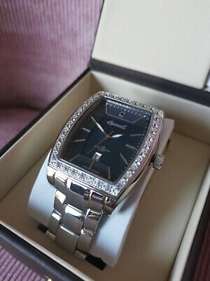 Ingersoll Mens Stainless Steel Watch NEW • 100£